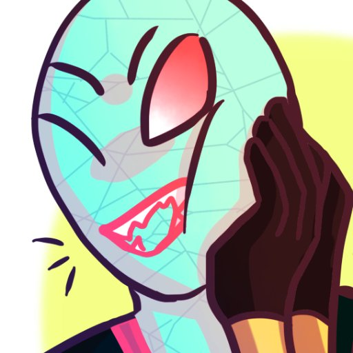 Spider!! On Twitter First Icon For Of His Oc