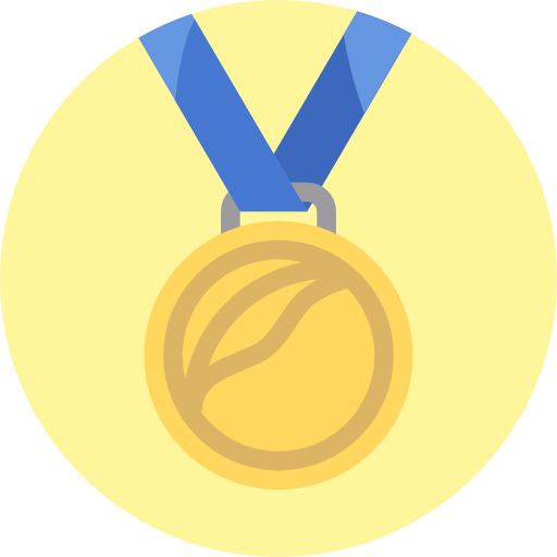 Sports And Competition, Gold Medal, Winner, Medal, Sports, Best