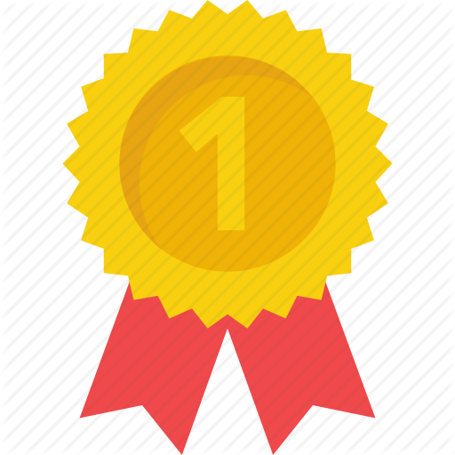 Award Badge, First Place, First Position, Positon Badge, Reward