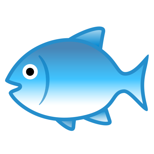 Fish Icon Noto Emoji Animals Nature Iconset Google
