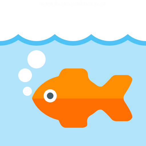 Iconexperience G Collection Water Fish Icon