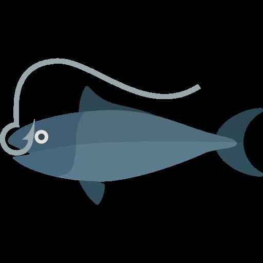 Fish, Sport, Fishing Icon