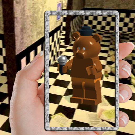 Virtual Freddy For Five Nights