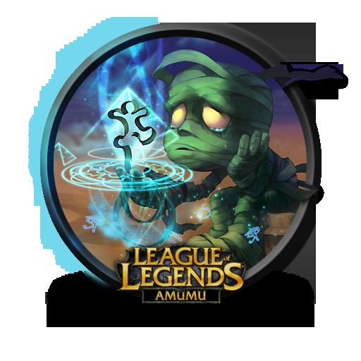 Amumu Icon League Of Legends Iconset