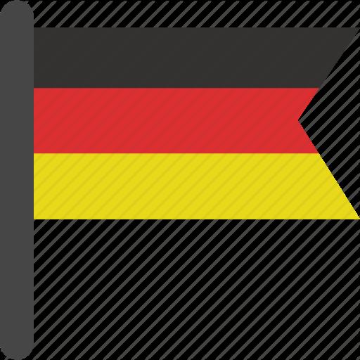 Flag, Germany, Germany Flag Icon
