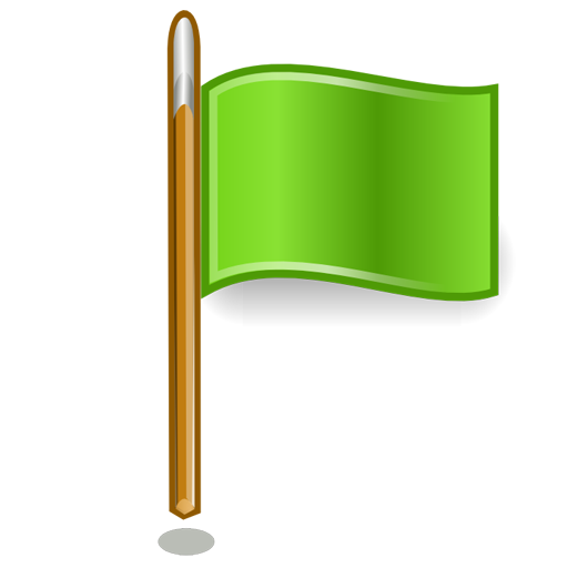 Green Flag Icon Download Free Icons