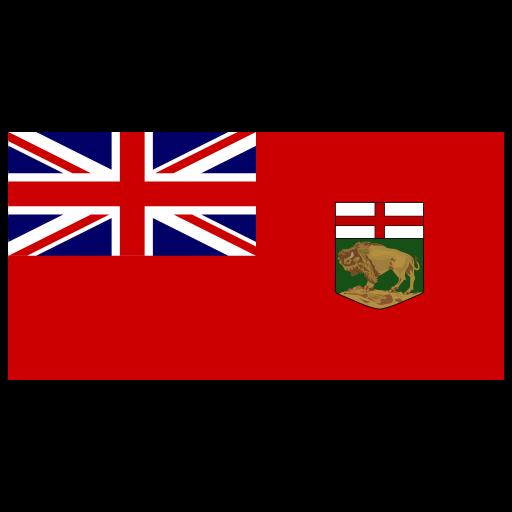 Ca Mb Manitoba Flag Icon