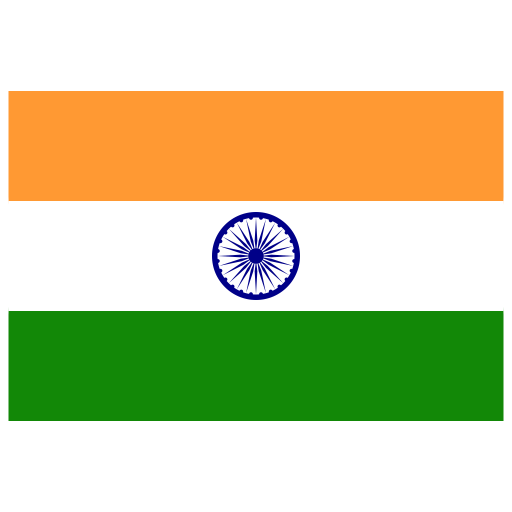 In India Flag Icon