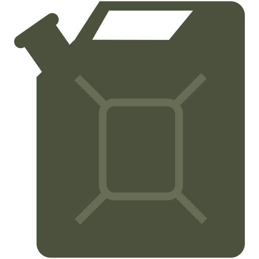 Petrol Can Icon