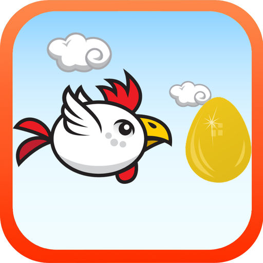 Amazing Chicken Run The Real Cool Flappy Bird Game
