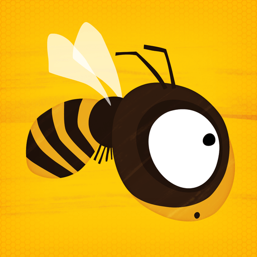Bee Leader App Icon Icons App, App Icon And App
