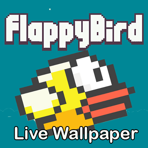 Get My Latest Apps Free! Flappy Bird Live Wallpaper