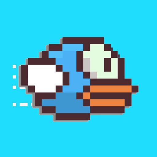 Flappy Bird Hardest Sky !