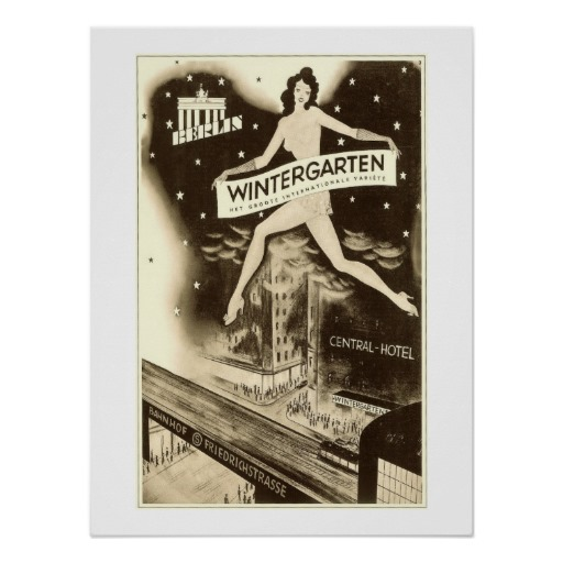 Glitzy Burlesque, And Utter Sheer Madness! The British Berliner