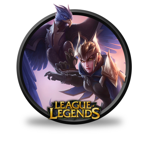 Quinn Valor Icon League Of Legends Iconset