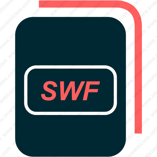 Download Shockwave,flash,technology,swf,swf Icon Inventicons