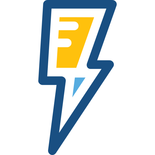 Flash Bolt Png Icon