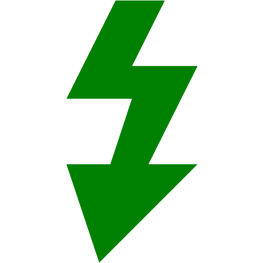 Green Flash Icon
