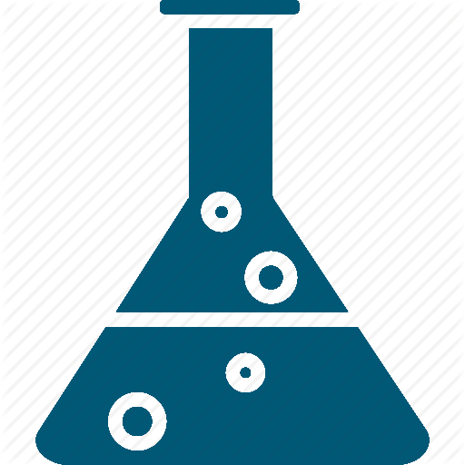 Chemical, Conical Flask, Elementary Flask, Flask, Lab Flask Icon