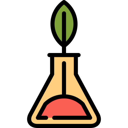 Ecology Flask Png Icon