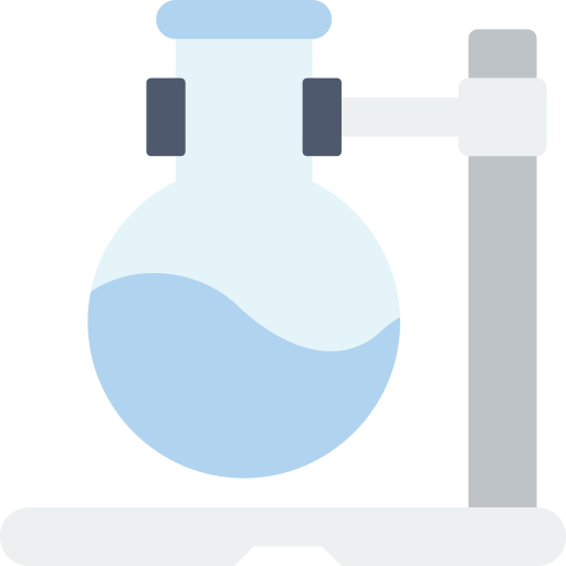 Flask Science Png Icon
