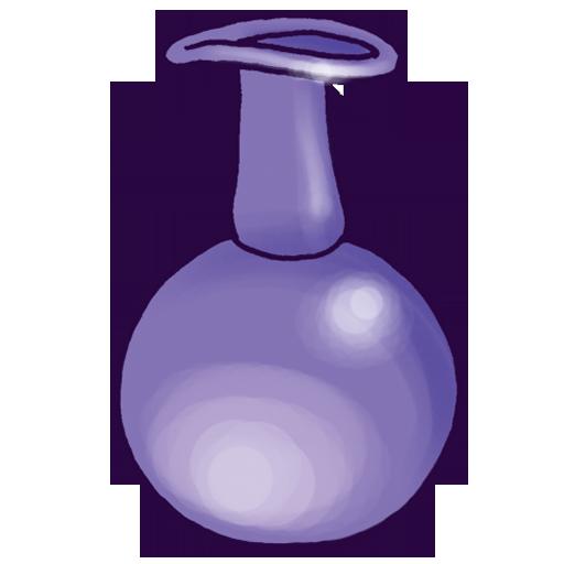 Roman Flask Icon