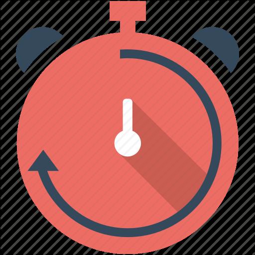 Alarm, Clock, Flat Icon, Seo, Time, Timer, Watch Icon