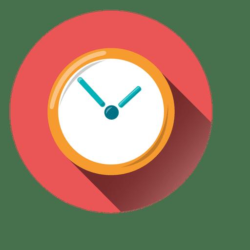 Clock Round Icon
