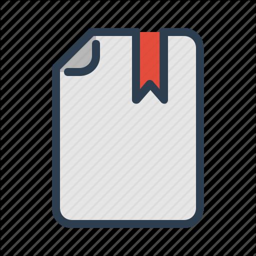 Bookmark, Document, Favourite, Icon