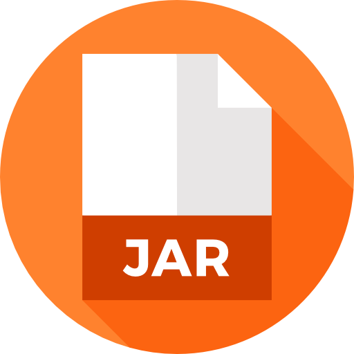 Flat Coral Icon