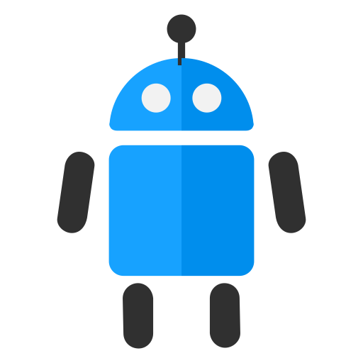 Robot, Flat Icon Free Of Snipicons Flat