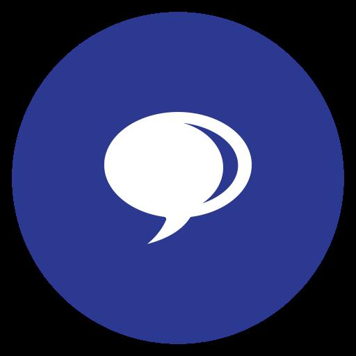 Gg, Talk Icon