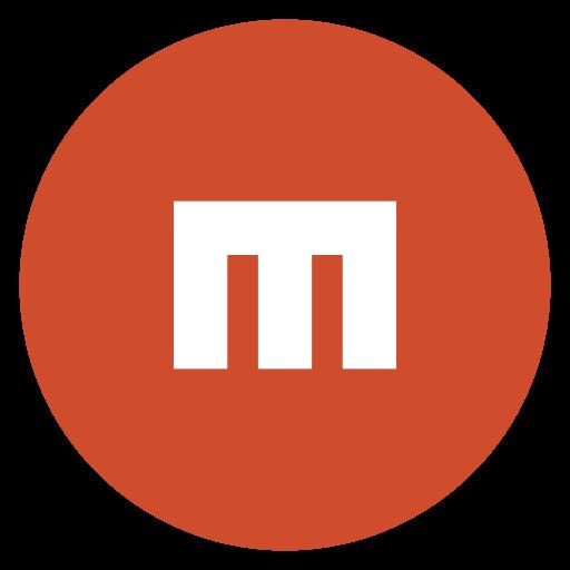 Mixx Icon Free Of Flat Social Media Icons Set