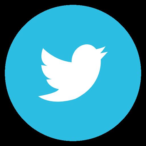 Twitter, Icon Free Of Flat Social Media Icons Set