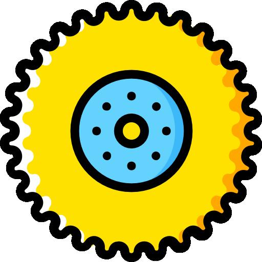 Tire, Wheel, Tyre Icon