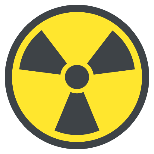 Radioactive Sign Emoji For Facebook, Email Sms Id