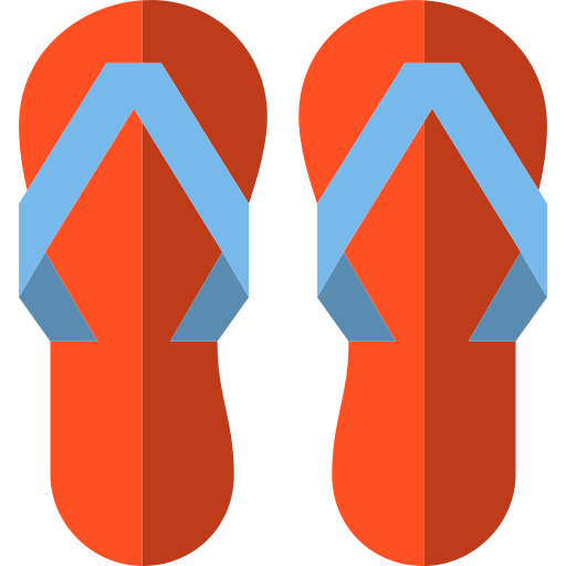 Flip Flops Png Icon