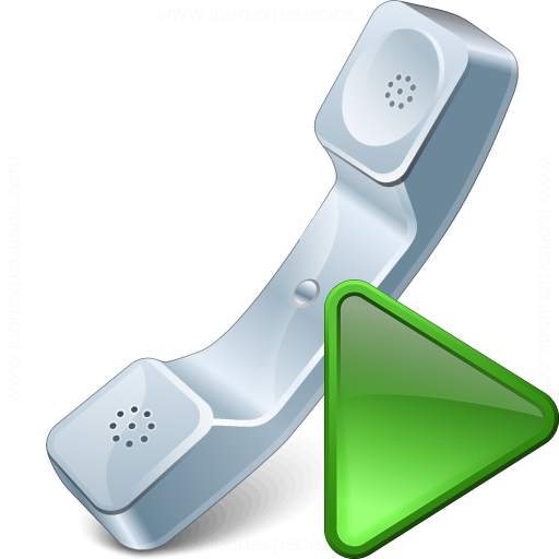 Iconexperience V Collection Phone Call Icon