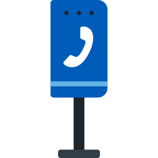 Public Phone, Communications, Phone Receiver, Phone Call, Street