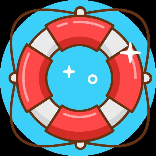 Lifebuoy, Float Icon Free Of Free Sparkly Icons