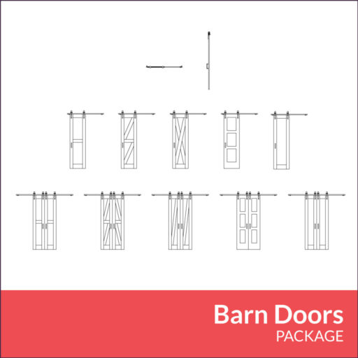 Barn Doors Package