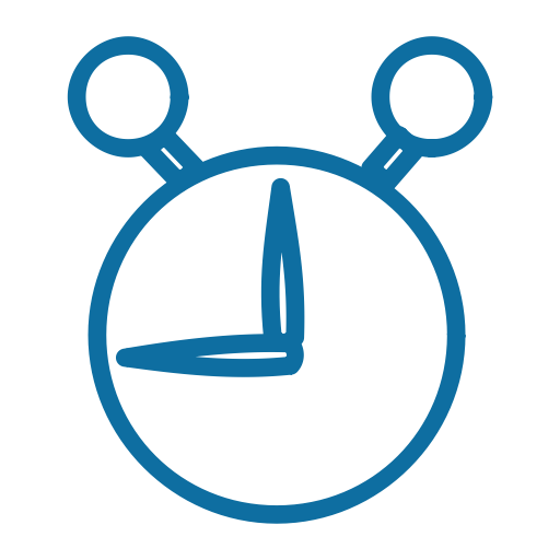 Schedule Outline Icon