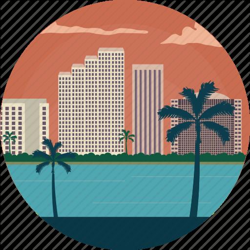 Downtown Orlando, Florida, Orlando Lake Eola, World Famous City