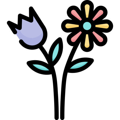 Flowers Bouquet Png Icon
