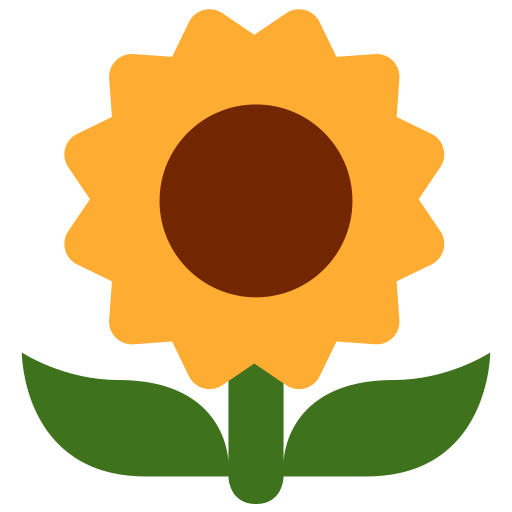 Sunflower Emoji Meaning With Pictures From A To Z