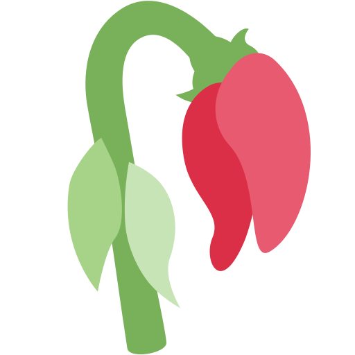 Wilted Flower Emoji