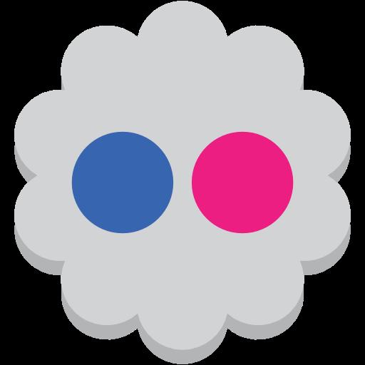 Flower Icon Free Of Free Social Media Flower Icons
