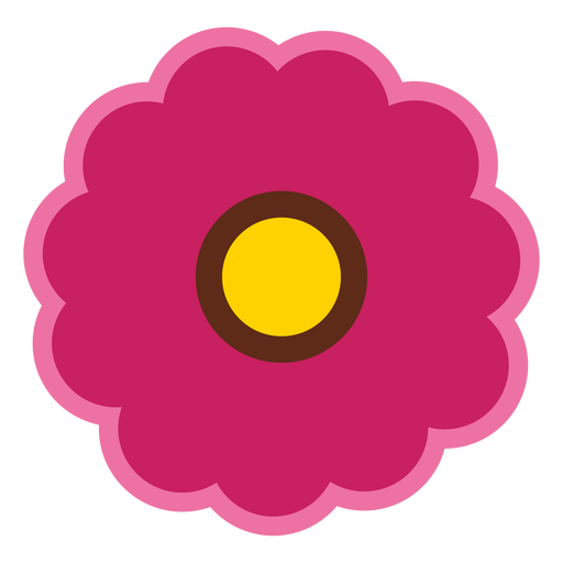Small Flower Logo Png Images