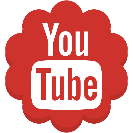 Youtube, Flower Icon Free Of Free Social Media Flower Icons