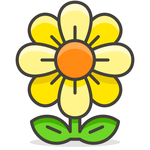 Flower Icon Vector at GetDrawings com | Free Flower Icon